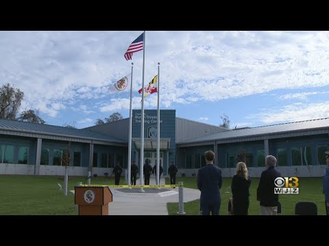 New Anne Arundel Police Training Center Honors Late Officer