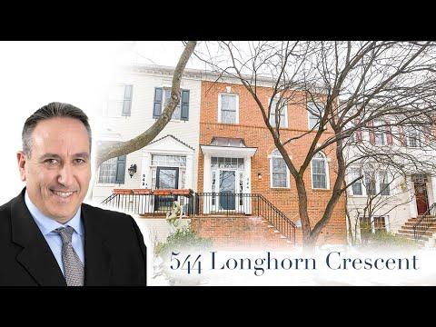 544 Longhorn Crescent - King Farm - Rockville - 4k Video Tour