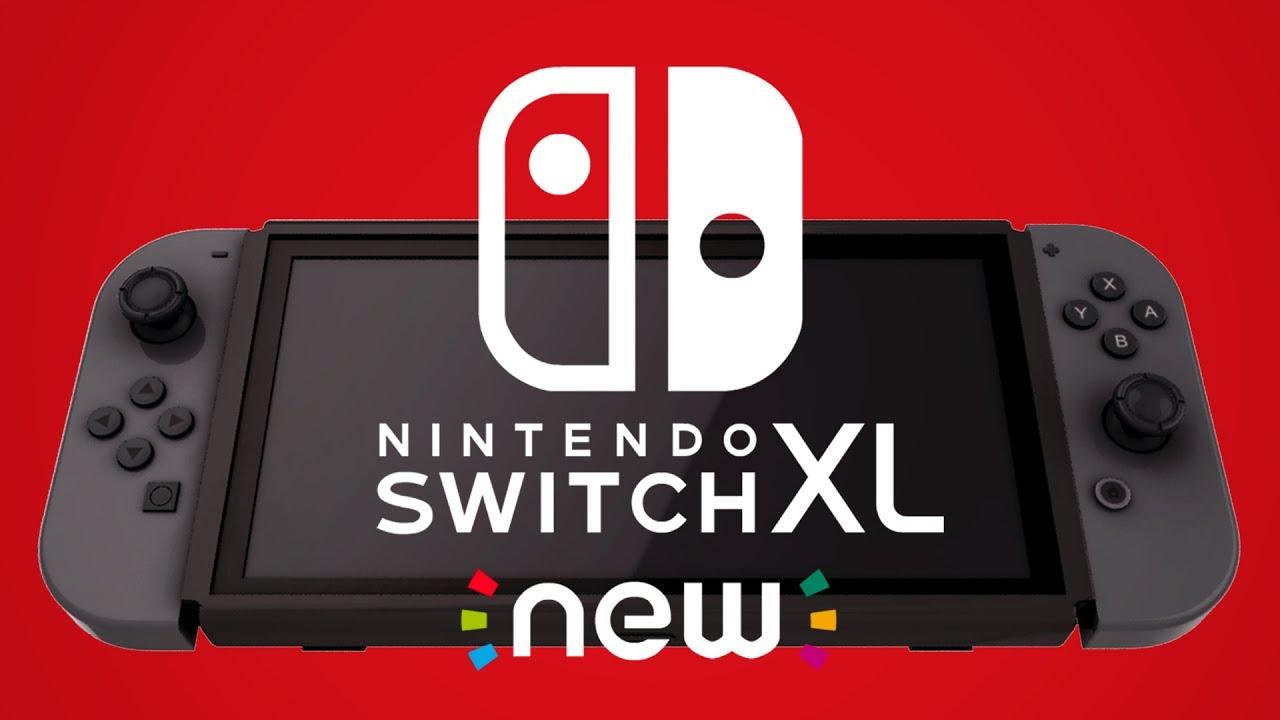 Introducing New Nintendo Switch Xl Parody Youtube