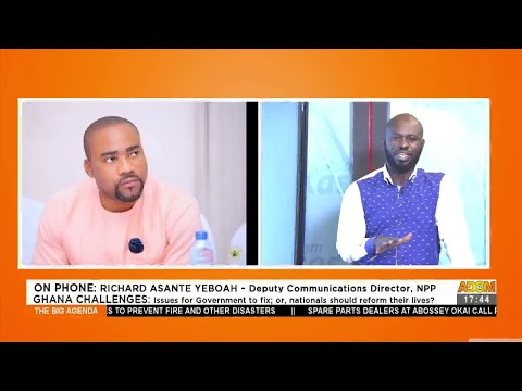 Ghana Challenges: Issues for Government to fix; or, nationals should reform their lives? (5-5-21)