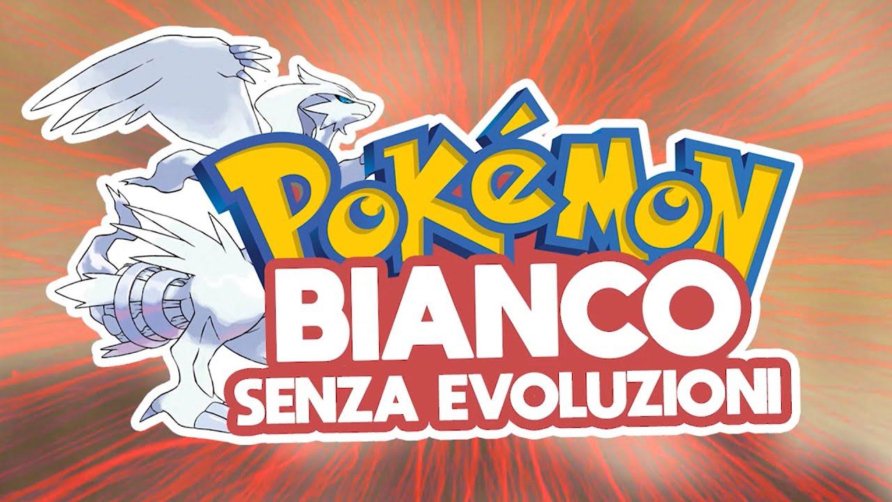 POKÉMON BIANCO SENZA EVOLUZIONI - Regole
