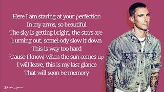 Maroon 5 - Daylight (Lyrics) 🎵