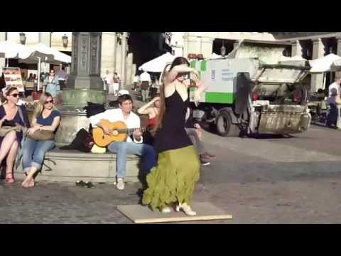 La bailarina de Flamenco mas sexy del Mundo (THE SEXIEST FLAMENCO DANCER YOU'LL EVER SEE)
