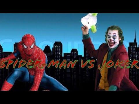 Spider-Man vs The Joker Trailer (Fan Made)