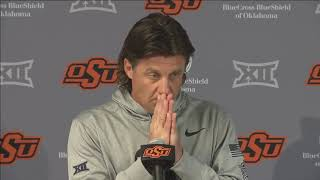 OSU Football: Cowboys prepare for KU