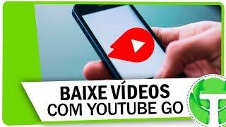 Video FINALMENTE SAIU! Faça downloads de vídeos com o Youtube GO download MP3, 3GP, MP4, WEBM, AVI, FLV Agustus 2018