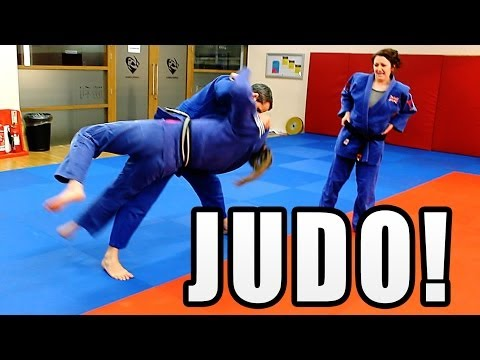 The Gentle Ways of Judo