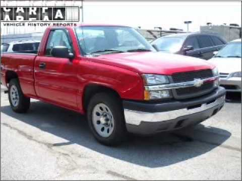 2005 Chevy Truck Single Cab