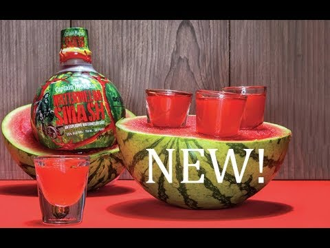 Captain Morgan Watermelon Smash Review