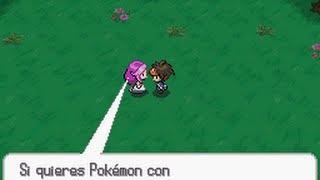 Conseguir Pokemones en la Zona Nexo en emulador - Pokemon Negro Absoluto