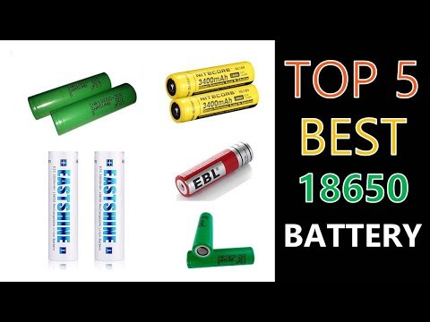 USUN 18650 3000mAh 3.7V BRC Protected Rechargeable Li-ion Battery Lithium Cells