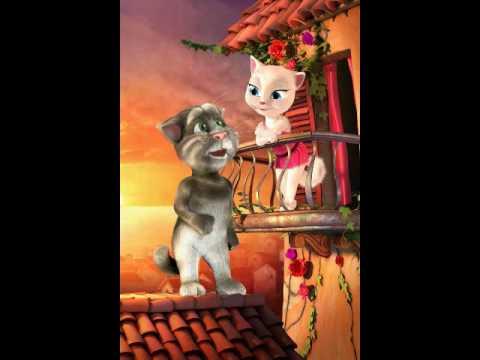 cat singing one call away