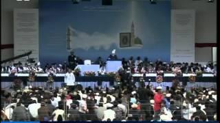 Deutsch Jalsa Salana UK 2009 Eröffnungsansprache von Hadhrat Khalifatul Masih V (aba)