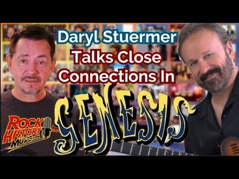 Daryl Stuermer On Relationships in Genesis & Who Decides What He Plays?