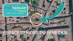 Visite de l'Espace Seniors du Sénéchal