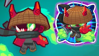NEW 5-5-5 NINJA PARAGON - The Ascended Shadow! (Bloons TD 6)
