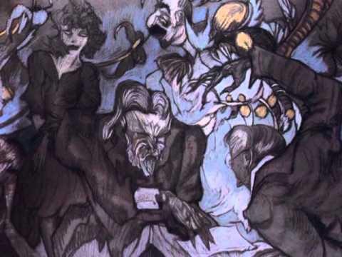 Stanisław Ignacy Witkiewicz-  Karajan - Mahler symphony no.5 (IV) - Adagietto. Sehr Langsam
