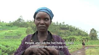 Dimeze's story in the DR Congo
