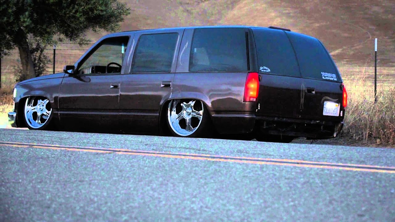 1999 Chevy Tahoe For Bagged Bodydropped