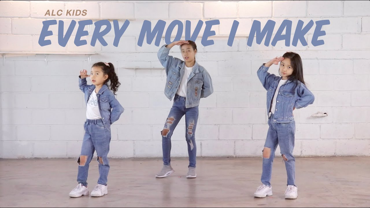 Download Every Move I Make - Hillsong Kids (Dance Cover) by Piumrak Kids