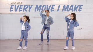 Every Move I Make - Hillsong Kids (Dance Cover) by Piumrak Kids