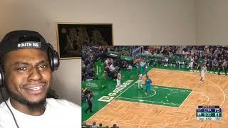Boston Celtics vs Charlotte Hornets - Full Game Highlights | REACTION | October 6, 2019 NBA