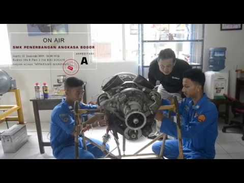 ON AIR Pro 2 FM RRI Bogor | SMK Penerbangan Angkasa Bogor