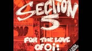 Section 5 - For The Love Of Oï - Full Album - [1987]