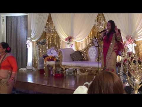 Beautiful dance and singing - Malai chham chham chham nachna man lagyo
