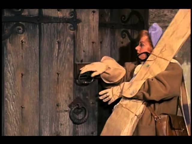 Bedknobs and broomsticks trailer