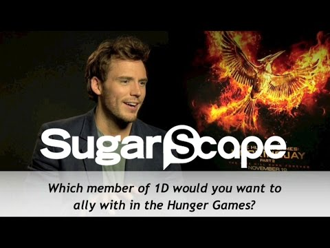 Hunger Games' Sam Claflin reveals which One Direction member he'd ally with