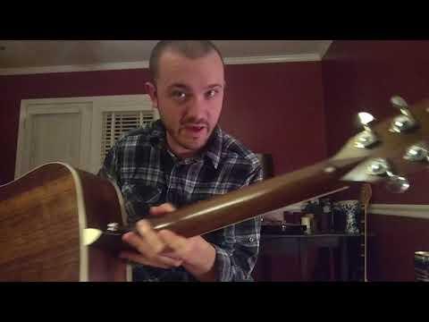 Blueridge Guitars Barr's Fiddle Shop 40th Anniversary Dreadnought...UNBELIEVABLE.
