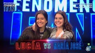 Fenómeno Fan (T2) | Merche y Jaime Cantizano le dan la victoria a Lucía
