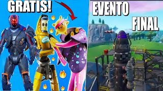 5 Things TO ARRIVE TO Fortnite (FREE Skins, Rocket Event AND More!)