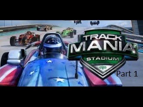 trackmania stadium part 1  