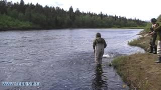 Рыбалка на Кольском! Мурманск 2015