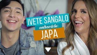IVETE SANGALO entrevista JAPA