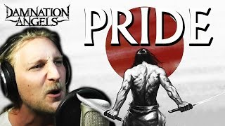 DAMNATION ANGELS - PRIDE (The Warrior´s Way) (Live Vocal Cover and Acapella)