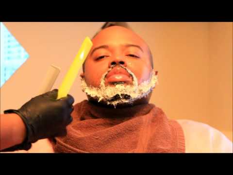 How to enhance a beard's fullness with a relaxer and dye
