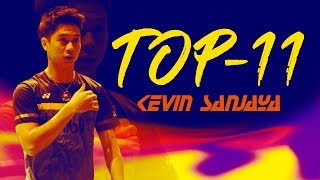 11 Artistry Skills by Kevin Sanjaya Sukamuljo | The Magician - Skills & Rallies | God of Sports