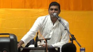 Sri Sathya Sai Center of Edison Presents Devotional Singing By RavinRaj 091014