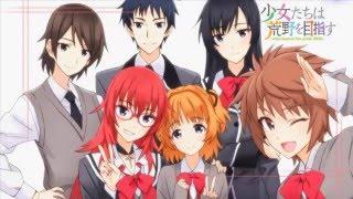 shoujo-tachi wa kouya wo mezasu - final thumbnail