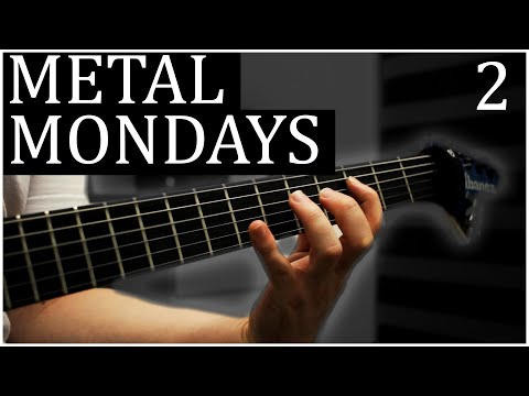 Metal Monday39s 2