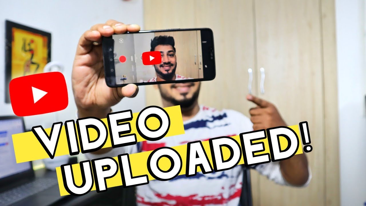 Download How to upload videos on YouTube from Mobile in Tamil/தமிழில்