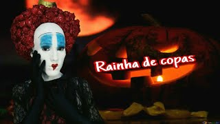 TOUR DO HALLOWEEN / RAINHA DE COPAS VERMELHA - PH Makeup