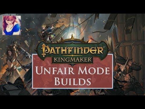 Pathfinder: Kingmaker Unfair Mode Spell DC Builds |