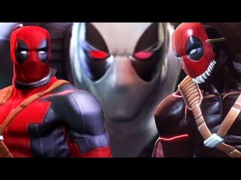DEADPOOL TAKING OVER - Marvel Contest of Champions - Gameplay Part 32 - 동영상