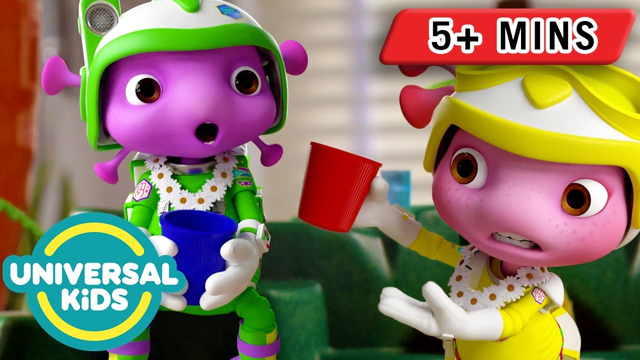 THE HOOMANS ARE MISSING! | Floogals | Universal Kids Preschool