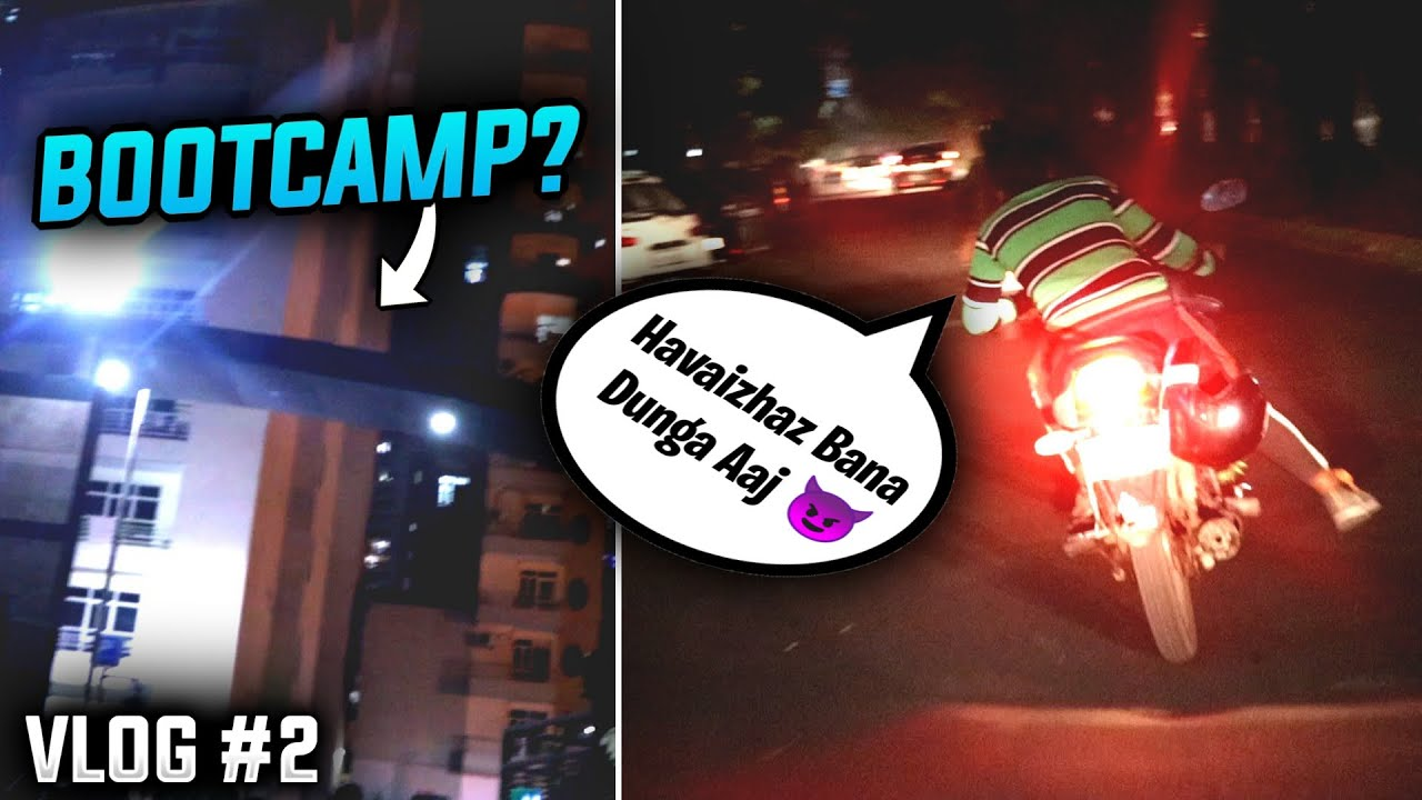 Vlog - 02 Failed Bootcamp In Crossing