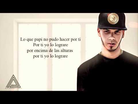 Intocable   Anuel AA Video Letra Oficial Real Asta La Muerte Cabron